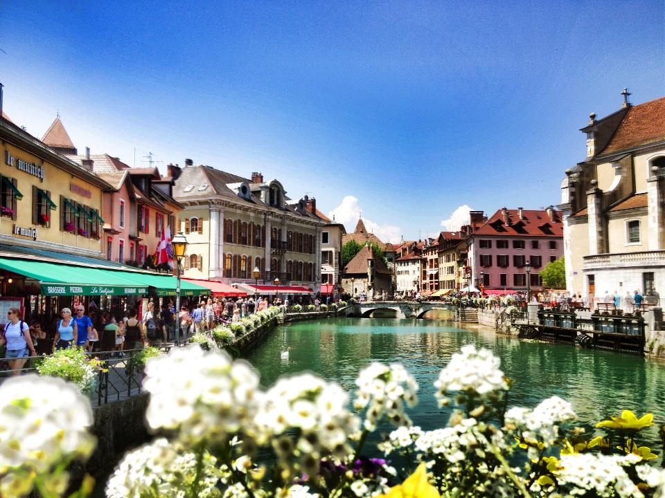 Annecy & French Alpes