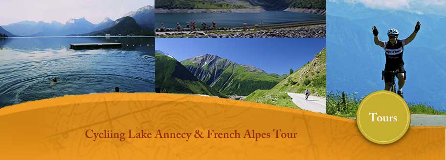 lake annecy and french alpes tour