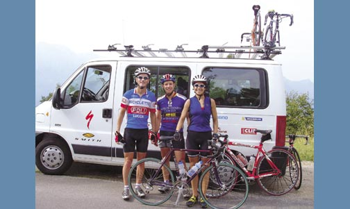European bicycle tours & cycling holidays